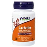 NOW Foods Lutein 10mg 葉黃素 (120粒)