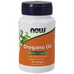 NOW Foods Oregano Oil (90粒)