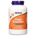 NOW Foods Plant Enzymes 植物酵素/木瓜酵素 (240粒)