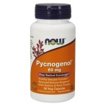 NOW Foods Pycnogenol 60mg 柏松素(碧蘿芷) (50粒)