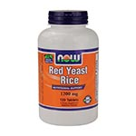 NOW Foods Red Yeast Rice 1200mg (120粒)