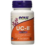 Now Foods UC-II Type II Collagen Veg-Capsules, 40mg 二型膠蛋白 (60粒)