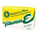 Nature's Plus Vitamin E Soap, 1000 IU 維他命e油潔顏皂 (3oz)