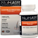 NuHair Hair Regrowth for Men (60粒)