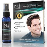 NuNutrients Advanced Hair Regrowth Treatment for Men 男性生髮滋養液 (2oz)