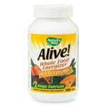 Nature's Way Alive! Multi-Vitamin 超活力綜合維他命 (90粒)