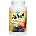 Nature's Way Alive! Multi-Vitamin 超活力綜合維他命 (180粒)