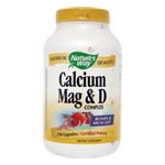 Nature's Way Calcium, Magnesium & Vitamin D 鈣鎂鋅 (250粒)