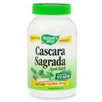 Nature's Way Cascara Sagrada Aged Bark 425mg (180粒)