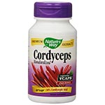 Nature's Way Cordyceps 優化冬虫夏草 (60粒)