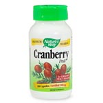 Nature's Way Cranberry Fruit 500mg 酸果蔓 (100粒)