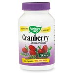 Nature's Way Cranberry Standardized Extract 酸果蔓 (120粒)