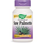 Nature's Way Standardized Saw Palmetto 鋸棕櫚提煉劑 (60粒)