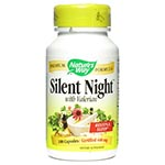 Nature's Way Silent Night with Valerian 440mg (100粒)