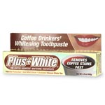 Plus White Coffee Drinkers Whitening Toothpaste 咖啡剋星亮白牙膏 (3.5oz)