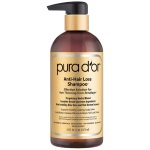 Pura d'or Original Gold Label Shampoo 草本天然生髮洗髮精 (16oz)