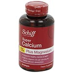 Schiff Super Calcium Magnesium with Vitamin D 鈣/鎂/維他命D (90粒)