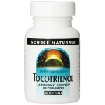 Source Naturals Tocotrienol Antioxidant Complex With Vitamin E (60粒)
