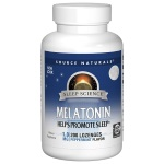 Melatonin 1mg Peppermint Sublingual (200粒) (得用大固出)