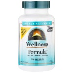 Source Naturals Wellness Formula Multiple 增加抵抗力綜合維他命 (120粒)