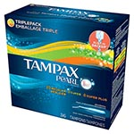 Tampax Plastic Applicator, Multi Pack 珍珠款綿條-綜合型 (36支)