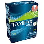 Tampax Plastic Applicator, Super 珍珠款綿條 - 加強型 (18支)
