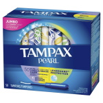 Tampax Plastic Applicator, Multi Pack 珍珠款綿條-綜合型 (50支)