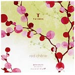 Red Cherie Bath Salts Envelope 紅櫻花精油礦物鹽包 (2oz)