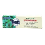 Tom's of Maine  Childrens Toothpaste  兒童天然薄荷牙膏 草莓(4.2 oz*3條)