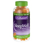 vitafusion SleepWell Gummies 助睡软糖 (250粒)