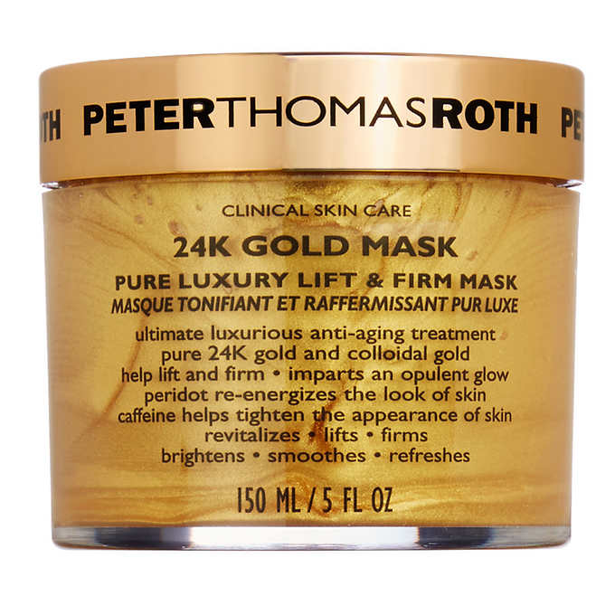 Peter Thomas Roth 24K Gold Mask 黃金提升緊緻面膜 (5oz)